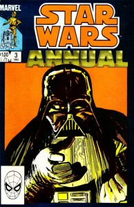 Star Wars Annual #3: The Apprentice