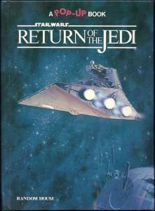 Return of the Jedi - A Pop-Up Book (12.09.1983)