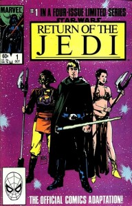 Return of the Jedi #1: In the Hands of Jabba the Hutt