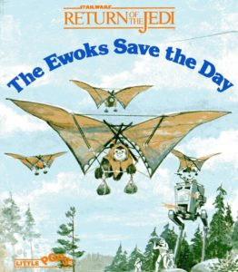 Return of the Jedi: The Ewoks Save the Day (12.10.1983)