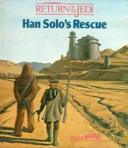 Return of the Jedi: Han Solo's Rescue (12.10.1983)