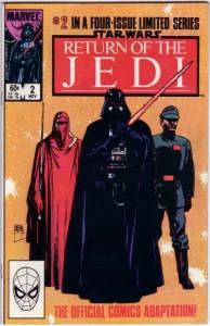 Return of the Jedi #2: The Emperor Commands