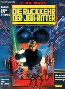 Krieg der Sterne, Sonderausgabe 3: Die Rückkehr der Jedi-Ritter