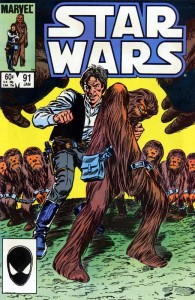 Star Wars #91: Wookiee World