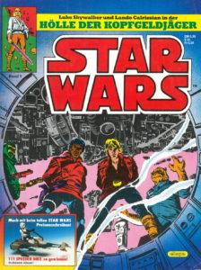 Star Wars, Band 1: Hölle der Kopfgeldjäger