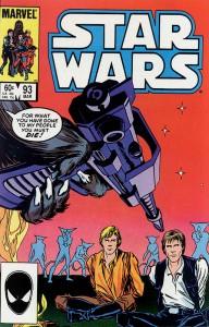 Star Wars #93: Catspaw
