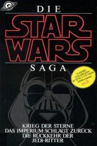 Die Star Wars-Saga (Cover 1)