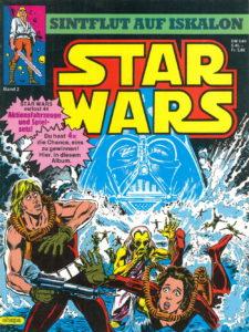 Star Wars, Band 2: Sintflut auf Iskalon