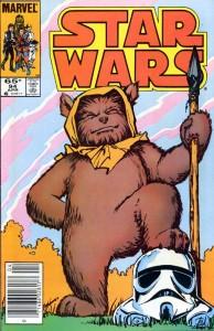 Star Wars #94: Small Wars