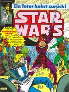 Star Wars, Band 6: Ein Toter kehrt zurück!