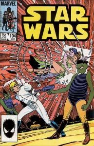 Star Wars #104: Nagais and Dolls