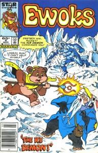 Ewoks #6: The Ice Demon