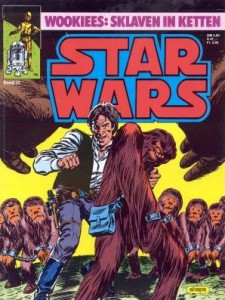 Star Wars, Band 10: Wookiees: Sklaven in Ketten