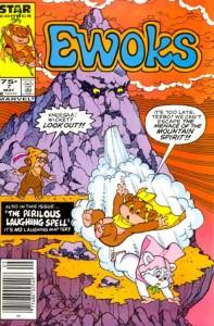 Ewoks #7: The Perilous Laughing Spell