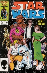 Star Wars #107: All Together Now