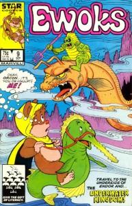 Ewoks #9: The Underwater Kingdom
