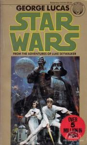 Star Wars: From the Adventures of Luke Skywalker (Auflage 35, September 1986)