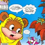 Ewoks #11: The Incredible Shrinking Princess