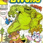 Ewoks #12: The Thorn Monster