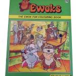 Ewoks: The Ewok Fun Colouring Book (24.09.1987)