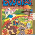 Die Ewoks: Comic-Super-Album #1