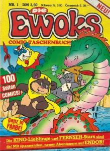 Die Ewoks – Comic-Paperback #1