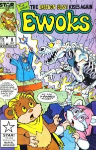 Ewoks #8: Eye of the Kreegon