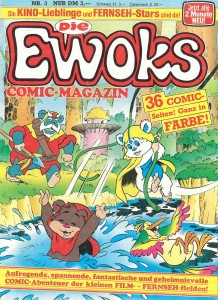 Die Ewoks #3: Im Banne des ewigen Lachens
