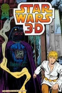 Star Wars 3-D #3: The Dark Side of Dantooine