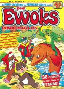 Die Ewoks #5: Das unheimliche Reich unter Wasser!