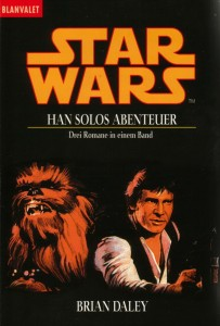 Han Solos Abenteuer (1999, Blanvalet-Cover)