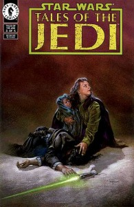 Tales of the Jedi #3: The Saga of Nomi Sunrider, Part 1