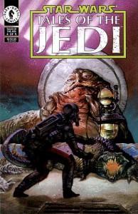 Tales of the Jedi #4: The Saga of Nomi Sunrider, Part 2