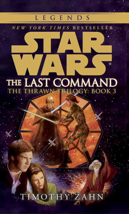 The Last Command (2014, Legends-Cover)