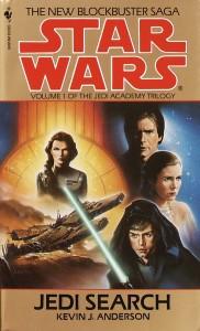 The Jedi Academy Trilogy 1: Jedi Search (1994, Paperback)