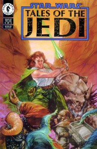 Tales of the Jedi #5: The Saga of Nomi Sunrider, Part 3