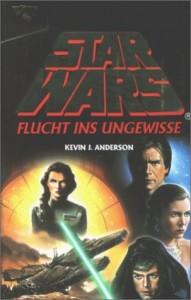 Die Jedi-Akademie 1: Flucht ins Umgewisse (Hardcover)