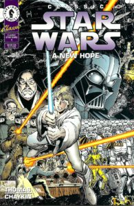 Classic Star Wars: A New Hope #1