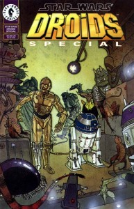 Star Wars Droids Special