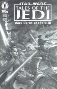 Tales of the Jedi: Dark Lords of the Sith Special Ashcan Edition