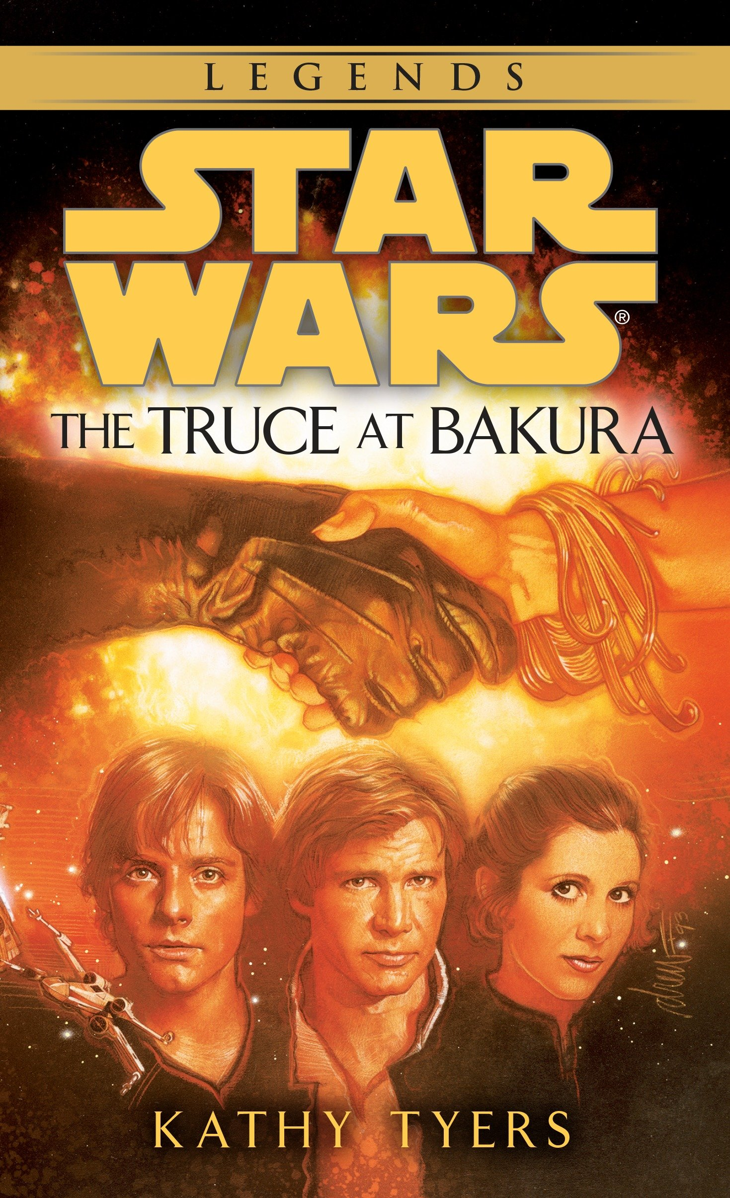 The Truce at Bakura (2015, Legends-Cover)