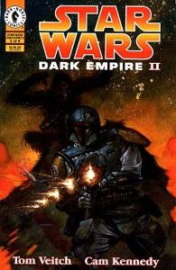 Dark Empire II #2: Duel on Nar Shaddaa
