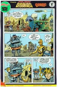 Star Wars: Droids (Apple Jacks Comic Strip)