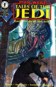 Tales of the Jedi: Dark Lords of the Sith #4: Death of a Dark Jedi