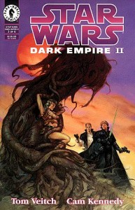 Dark Empire II #3: World of the Ancient Sith