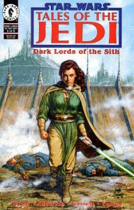 Tales of the Jedi: Dark Lords of the Sith #5: Sith Secrets