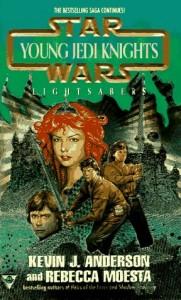 Young Jedi Knights 4: Lightsabers (01.03.1996)