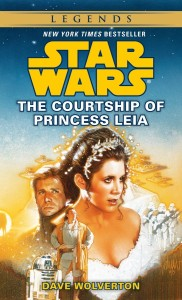 The Courtship of Princess Leia (2016, Legends-Cover)