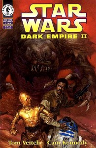 Dark Empire II #5: The Galaxy Weapon