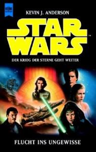 Die Jedi-Akademie 1: Flucht ins Ungewisse (spätere Auflagen)